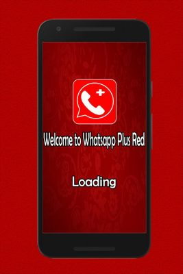 تحميل واتس اب بلس الاحمر آخر إصدار 2019 WhatsApp Plus Red للاندرويد والآيفون